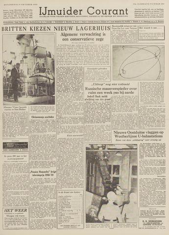 IJmuider Courant 1959-10-08