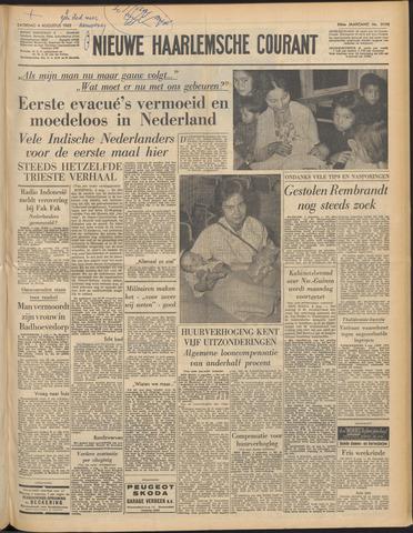 Nieuwe Haarlemsche Courant 1962-08-04