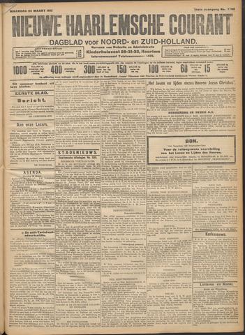 Nieuwe Haarlemsche Courant 1912-03-25