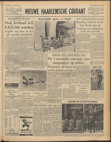 Nieuwe Haarlemsche Courant 1961-08-02