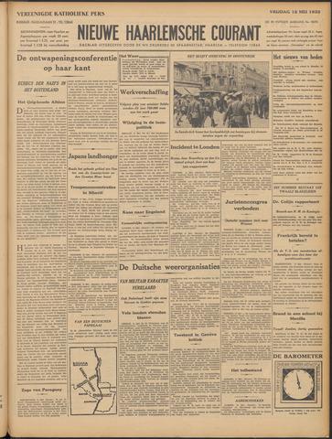 Nieuwe Haarlemsche Courant 1933-05-12
