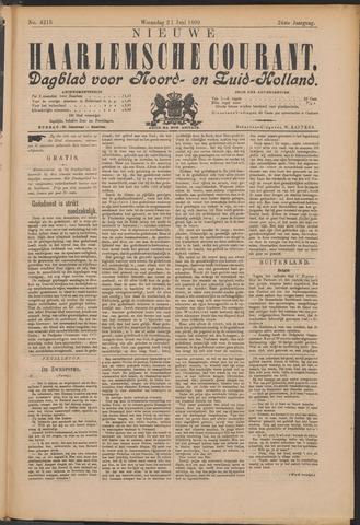 Nieuwe Haarlemsche Courant 1899-06-21