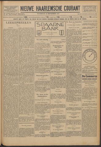 Nieuwe Haarlemsche Courant 1931-09-26