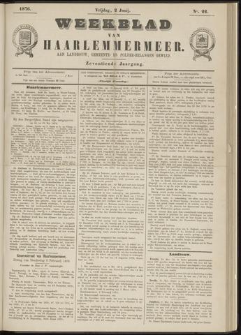Weekblad van Haarlemmermeer 1876-06-02