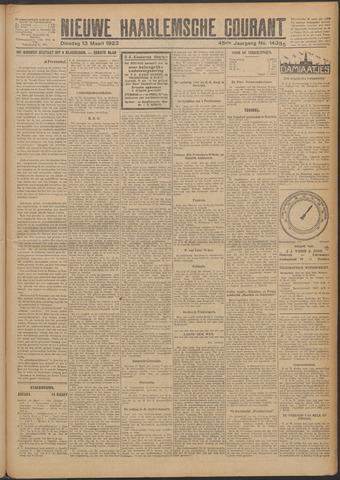 Nieuwe Haarlemsche Courant 1923-03-13