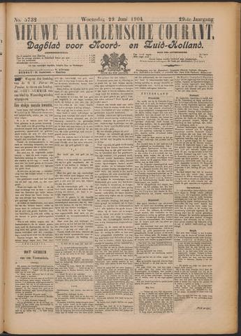 Nieuwe Haarlemsche Courant 1904-06-29