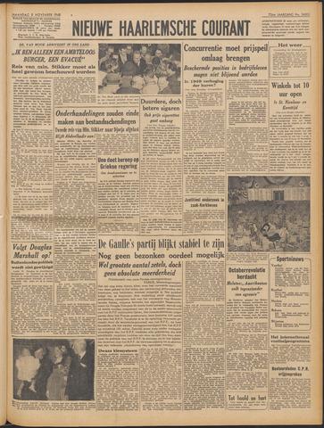 Nieuwe Haarlemsche Courant 1948-11-08
