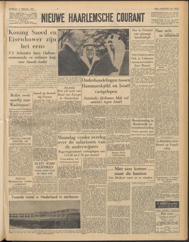 Nieuwe Haarlemsche Courant 1957-02-09