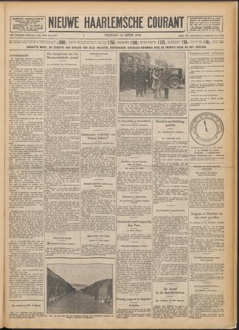Nieuwe Haarlemsche Courant 1930-04-18