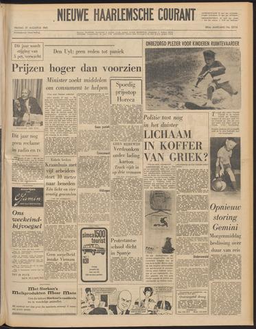 Nieuwe Haarlemsche Courant 1965-08-27