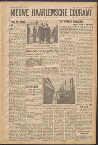 Nieuwe Haarlemsche Courant 1945-08-18