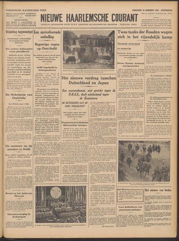 Nieuwe Haarlemsche Courant 1936-11-26