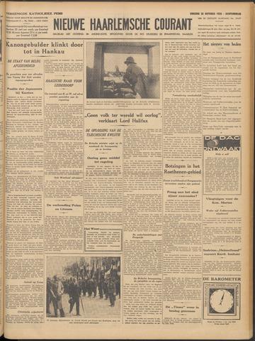 Nieuwe Haarlemsche Courant 1938-10-25