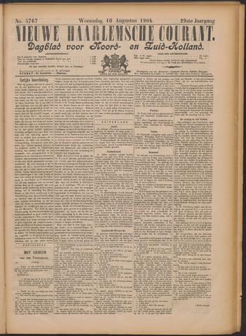 Nieuwe Haarlemsche Courant 1904-08-10