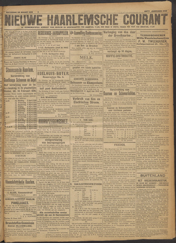 Nieuwe Haarlemsche Courant 1918-03-30