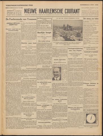 Nieuwe Haarlemsche Courant 1932-11-03