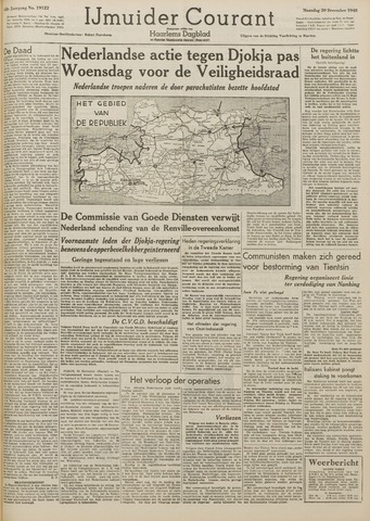 IJmuider Courant 1948-12-20