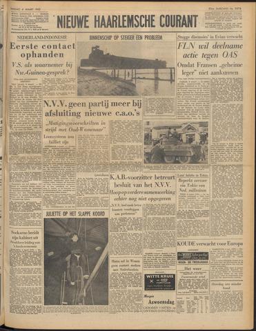 Nieuwe Haarlemsche Courant 1962-03-06