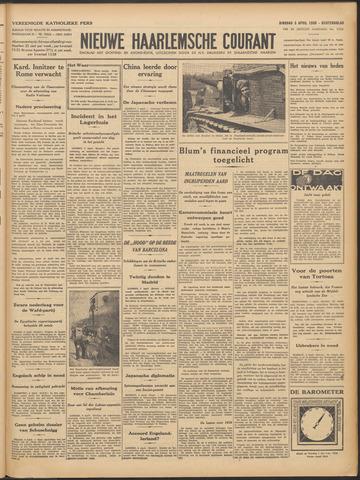 Nieuwe Haarlemsche Courant 1938-04-05