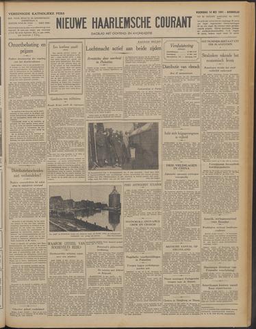 Nieuwe Haarlemsche Courant 1941-05-14