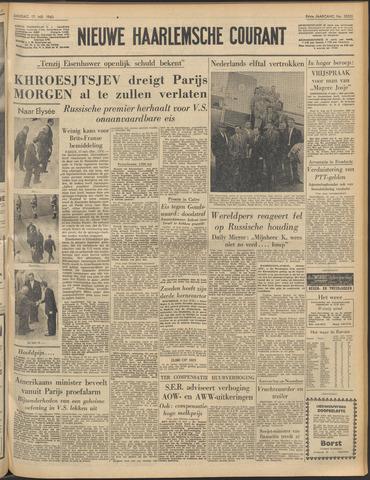 Nieuwe Haarlemsche Courant 1960-05-17