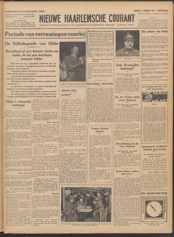 Nieuwe Haarlemsche Courant 1937-01-31