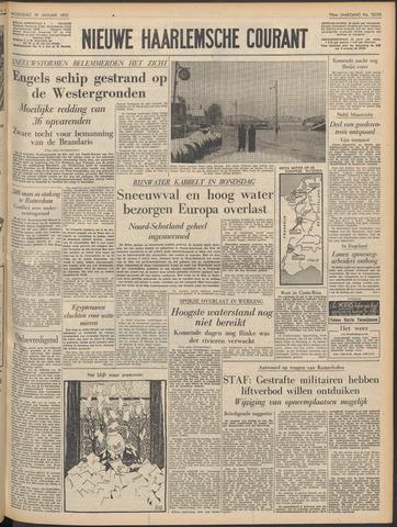Nieuwe Haarlemsche Courant 1955-01-19
