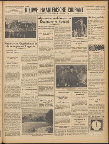 Nieuwe Haarlemsche Courant 1936-06-10