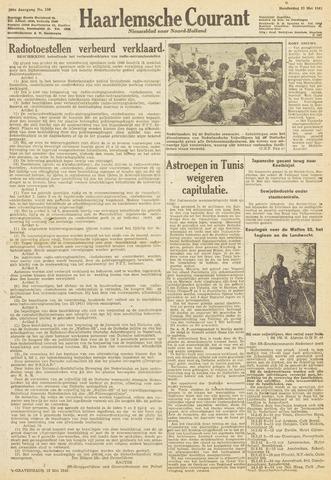 Haarlemsche Courant 1943-05-13