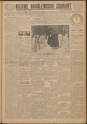 Nieuwe Haarlemsche Courant 1925-12-09