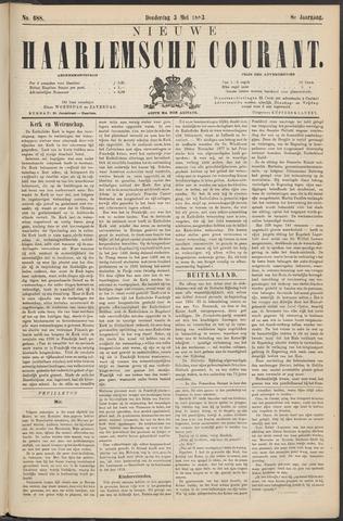 Nieuwe Haarlemsche Courant 1883-05-03