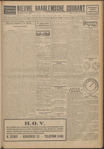 Nieuwe Haarlemsche Courant 1925-10-03