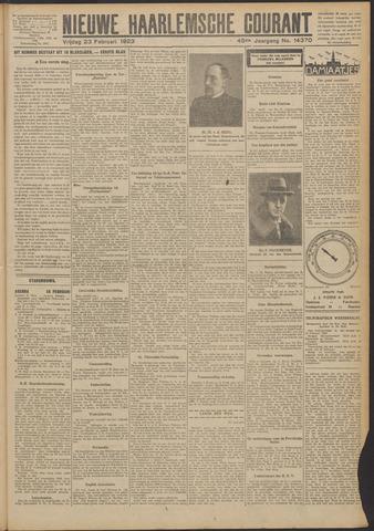 Nieuwe Haarlemsche Courant 1923-02-23
