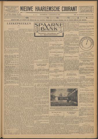 Nieuwe Haarlemsche Courant 1929-08-03