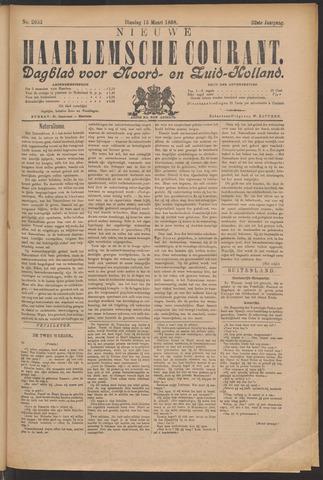 Nieuwe Haarlemsche Courant 1898-03-15