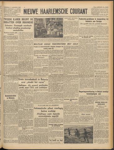 Nieuwe Haarlemsche Courant 1949-08-17