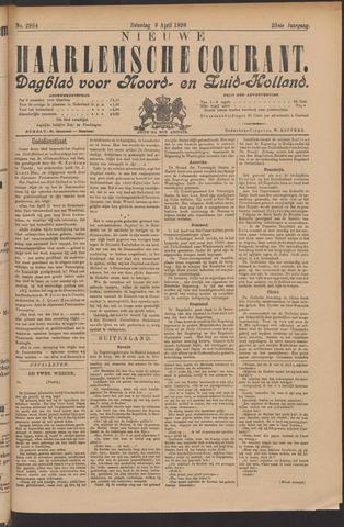 Nieuwe Haarlemsche Courant 1898-04-09