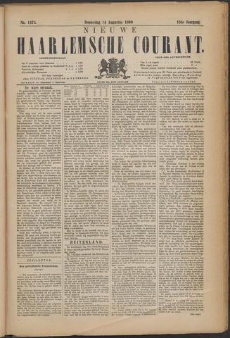 Nieuwe Haarlemsche Courant 1890-08-14