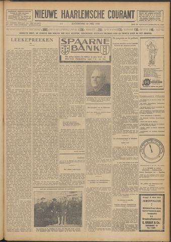 Nieuwe Haarlemsche Courant 1930-05-10
