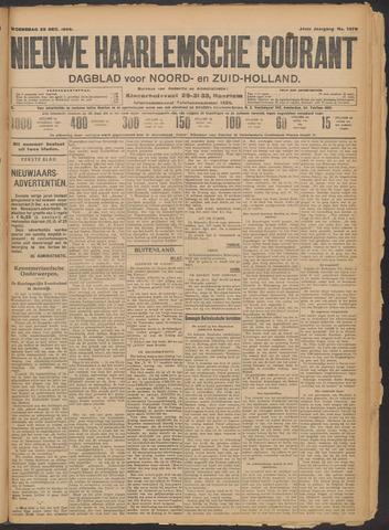 Nieuwe Haarlemsche Courant 1909-12-29