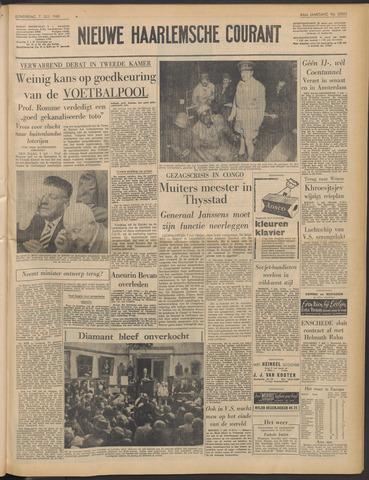 Nieuwe Haarlemsche Courant 1960-07-07
