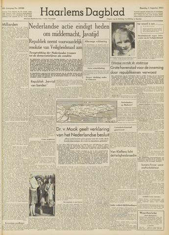 Haarlem's Dagblad 1947-08-04