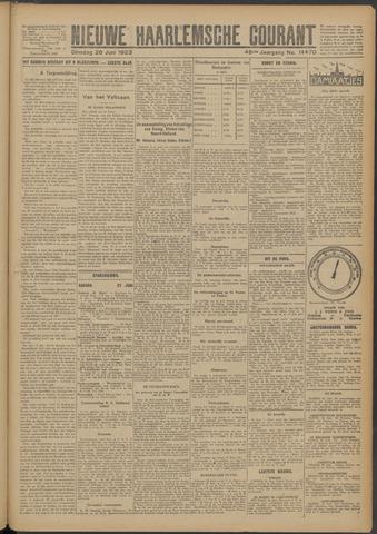 Nieuwe Haarlemsche Courant 1923-06-26