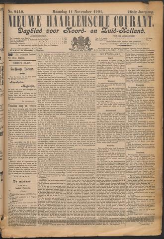 Nieuwe Haarlemsche Courant 1901-11-11