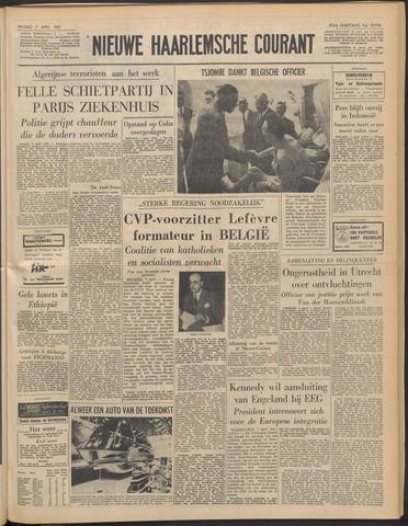 Nieuwe Haarlemsche Courant 1961-04-07