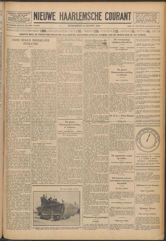 Nieuwe Haarlemsche Courant 1930-03-26