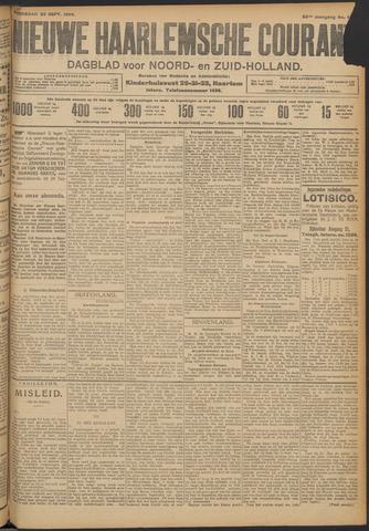 Nieuwe Haarlemsche Courant 1908-09-23