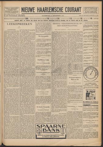 Nieuwe Haarlemsche Courant 1931-11-21