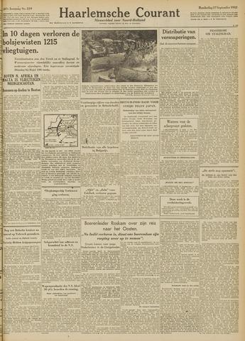 Haarlemsche Courant 1942-09-17