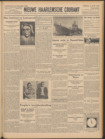 Nieuwe Haarlemsche Courant 1935-06-16